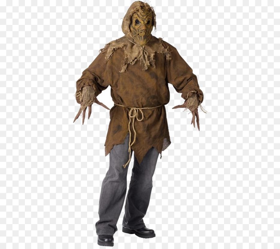 Halloween Kostüm Kleidung Vogelscheuche Vogelscheuche Kostüm Png