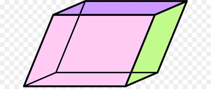 Quader-Geometrie Rechteck Cube Square - rhombus Arbeitsblatt png ...
