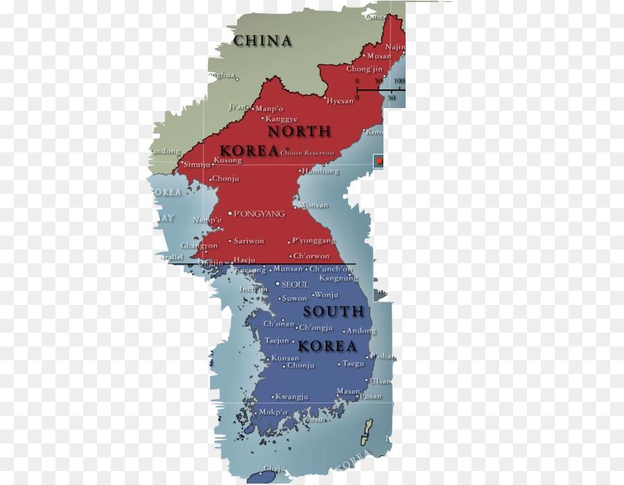North Korea–South Korea relations Korean War 38th parallel north ...