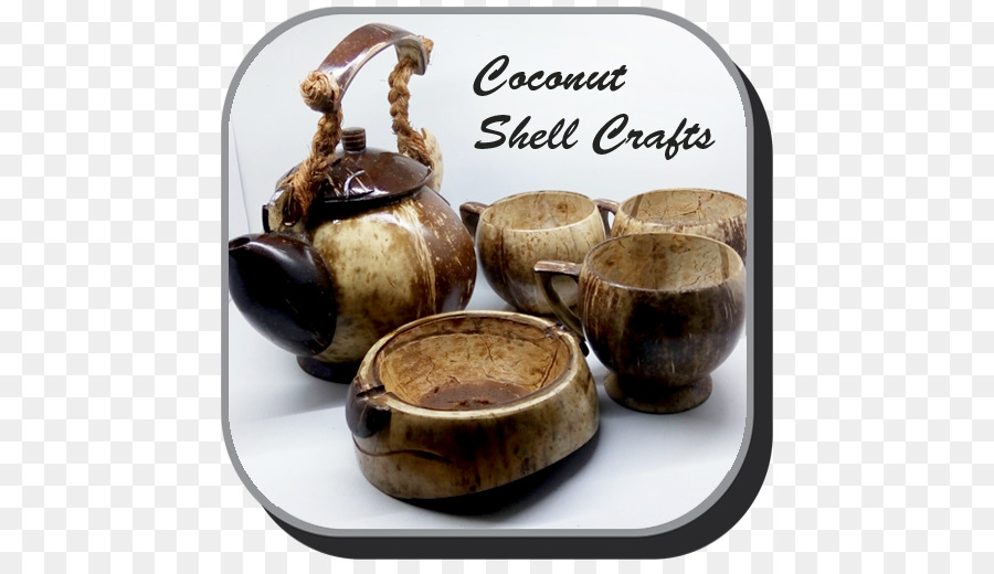 Brass Broidered Coconut Shell Craft Of Kerala Android Application
