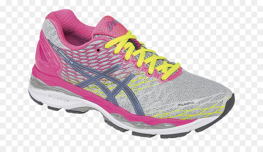Asics Mulheres Gel Nimbus 18 de tênis calçados Esportivos Asics Mulheres  Gel Nimbus 19 tênis Asics cb6dd6bee8622