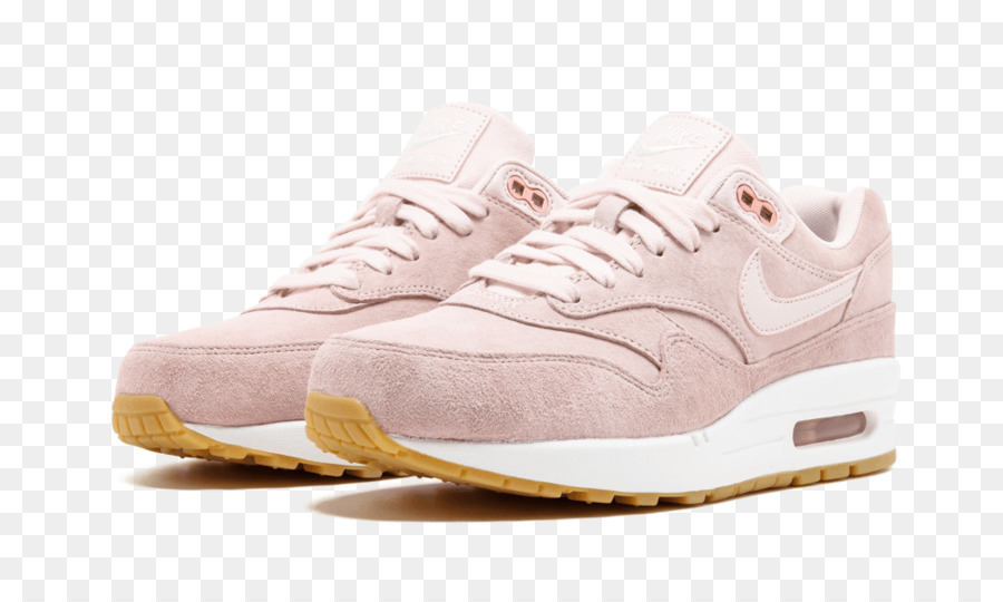 the latest d77cb 4481a Nike Wmns Air Max 1 Sd Oatmeal, Sports Shoes, Nike, Footwear, White PNG