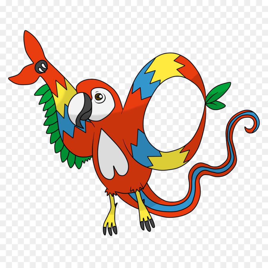 Rooster Clip Art Ilustrasi Macaw Kartun Jenis Jaring Ikan Unduh