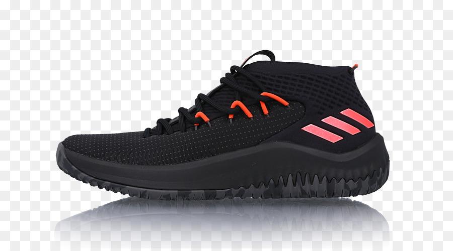 the best attitude d5ace 3e428 adidas Dame 4 Sport Schuhe, adidas Men  s Dame 4 Basketball Schuhe - rot