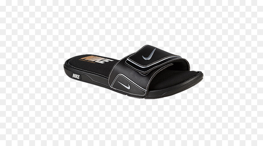 33068dd3df87 Slipper Nike Comfort 2 Men s Slide Sandal - skechers shoes for women black  white png download - 500 500 - Free Transparent Slipper png Download.