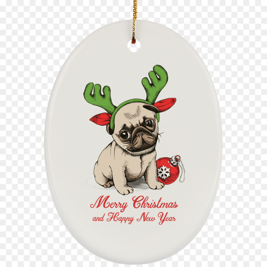 Apple iPhone 7 Plus Pug Puppy iPhone 6 Plus Bulldog - christmas pug ...