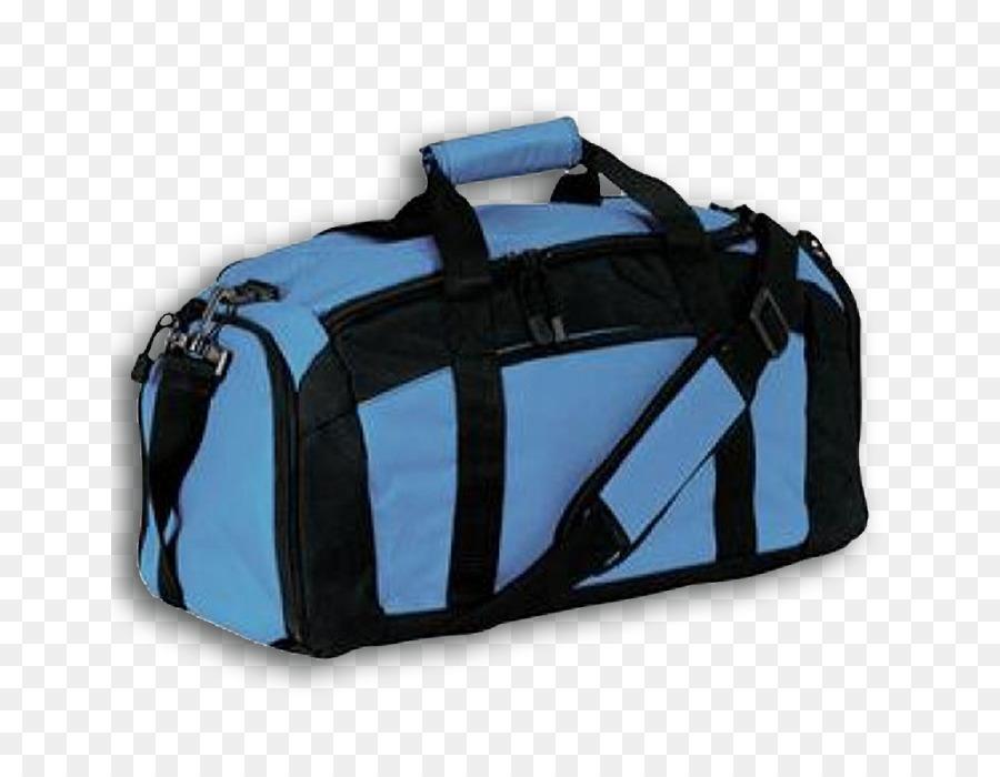 Port   Company Bg970 Port Authority Gym Bag Duffel Bags Holdall Zipper -  carolina blue cheer uniforms png download - 700 700 - Free Transparent Bag  png ...
