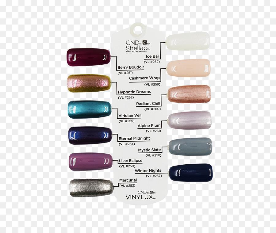 Nail Polish Shellac Color Chart Shellac Nails Fall Png Download