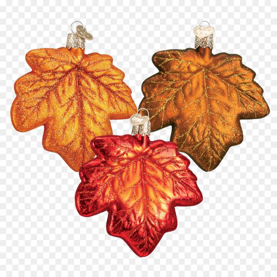 Weihnachts-ornament-Glas-Weihnachten Christmas tree Leaf - led ...