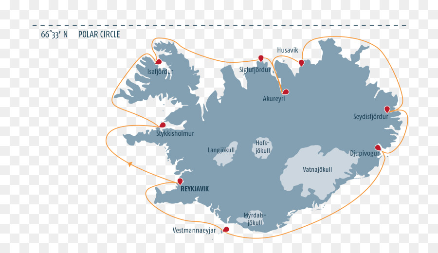 Vector graphics Iceland Topographic map Vector Map - iceland cities ...