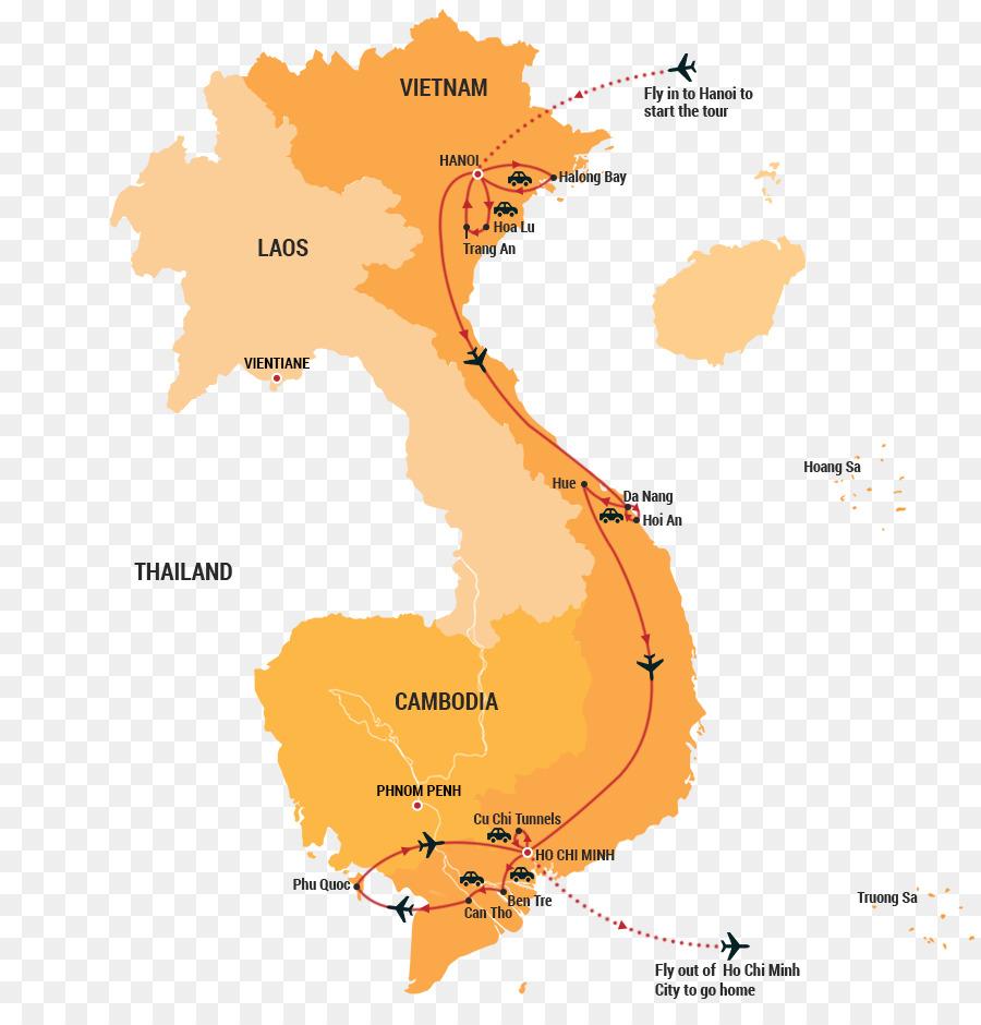 Vietnam War Map North Vietnam Amo Travel South Vietnam Vietnam