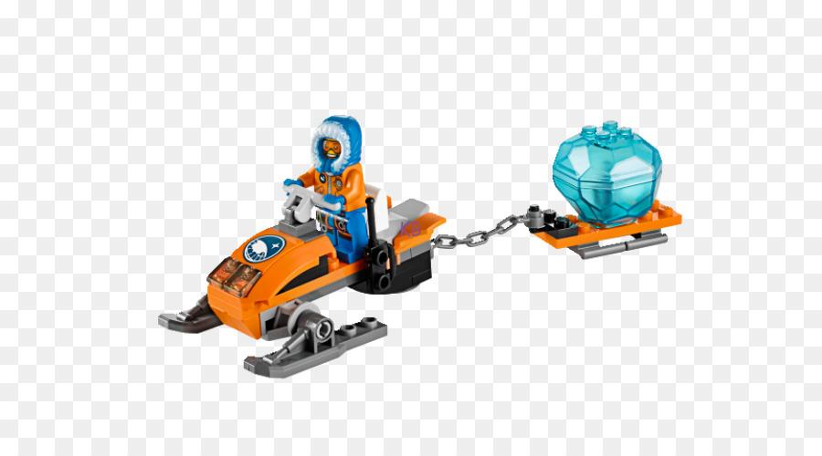 LEGO 60032 de la Ciudad de motos de nieve del Ártico Amazon.com Lego ...