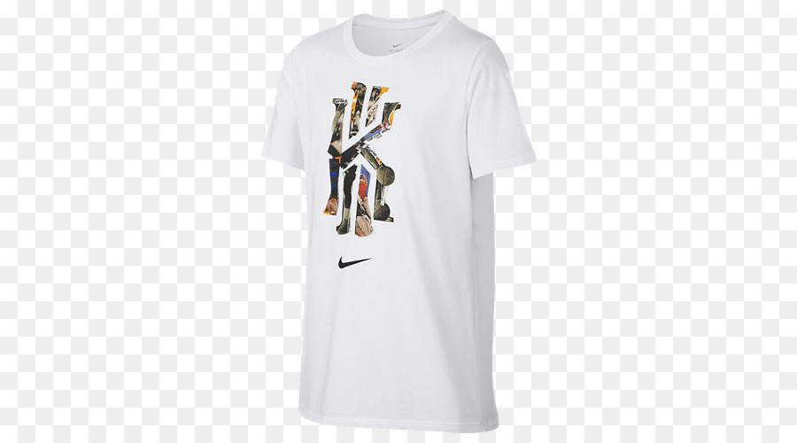 a03f4d78f T-shirt Nike Boston Celtics Clothing - kyrie irving shooting sleeve png  download - 500 500 - Free Transparent Tshirt png Download.