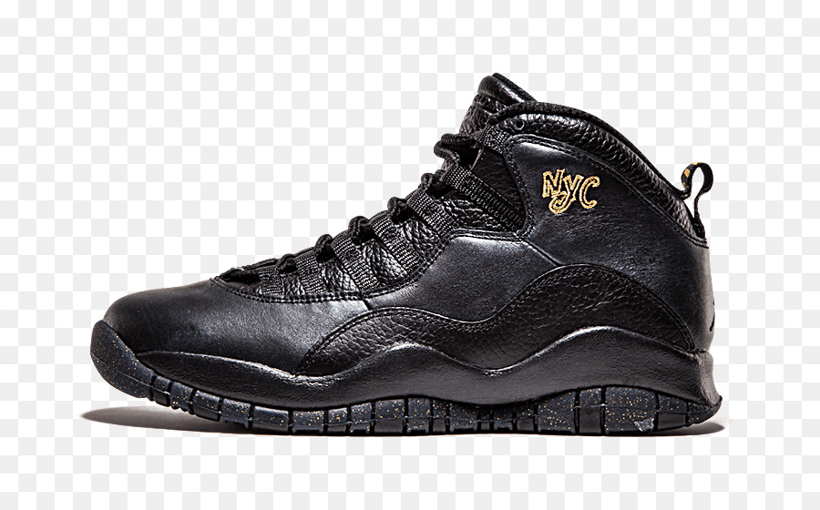 on sale f93b2 011ab Jumpman New York City Air Jordan 10 Retro Men s Shoe - Grey Nike Air Jordan  10 Retro - grey jordan 30 png download - 800 556 - Free Transparent Jumpman  png ...