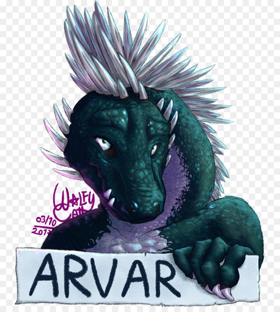 Arvar Anjing Seni Fursuit Sederhana Realistis Serigala