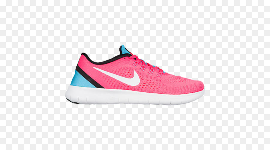 Nike Free RN 2018 Men s Sports shoes Nike Women s Roshe One Free Rn  Distance - blu pink nike shoes for women png download - 500 500 - Free  Transparent Nike ... 0fc320d4bd