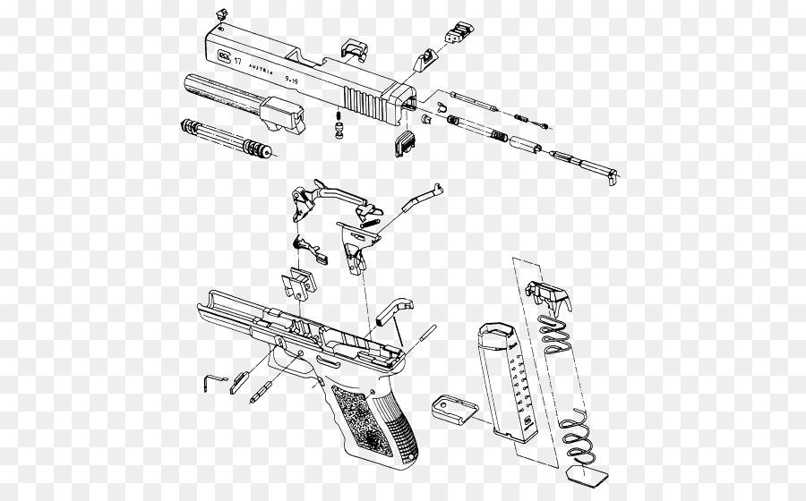 glock 22 exploded diagram