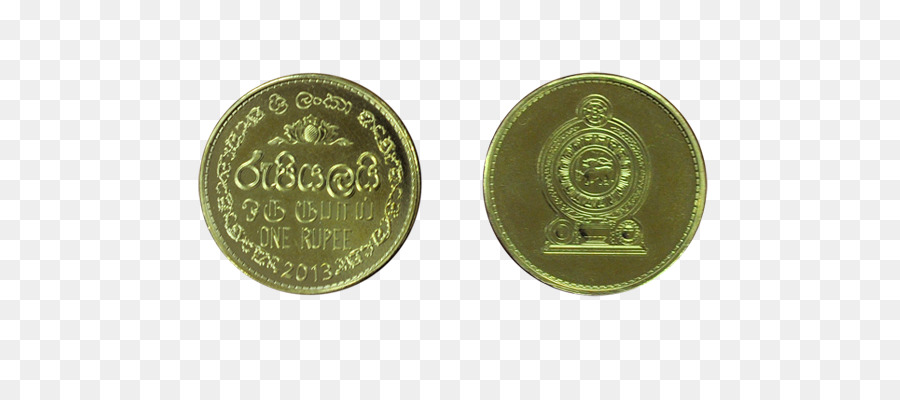 Sri Lanka Rupie Indische Rupie Münze Geld Sri Lanka Call Center
