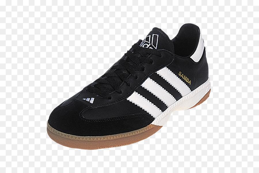 2d0aa61ea5b1 Adidas Samba Millenium Indoor Soccer Shoe - Black White Adidas Samba  Classic Indoor Soccer Shoe - White Black adidas Kids Samba Millennium  Football boot ...
