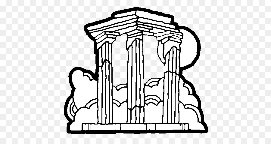 Temple Of Olympian Zeus Athens Hera Olympia Statue At