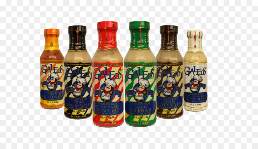 Very asian sauces with beer