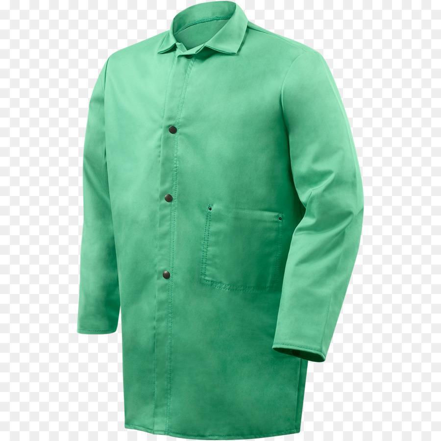 Pamuk Alev Geciktirici Palto Tekstil Deri Ceket Boyama Sayfası Png