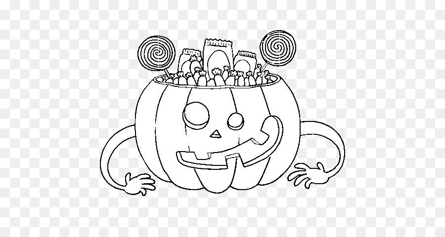 Zeichnen Malbuch Süßigkeiten Haribo Clip Art Kürbis Halloween Png