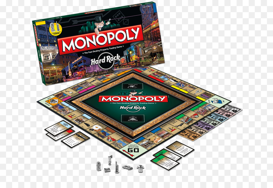 Monopoly Games png download - 700*617 - Free Transparent Monopoly