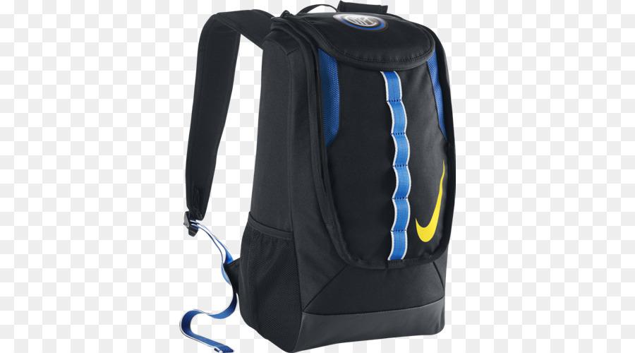 58b8ac99e2 Inter Milan Nike Backpack Paris Saint-Germain F.C. Bag - nike soccer bags  backpack png download - 500 500 - Free Transparent Inter Milan png Download.