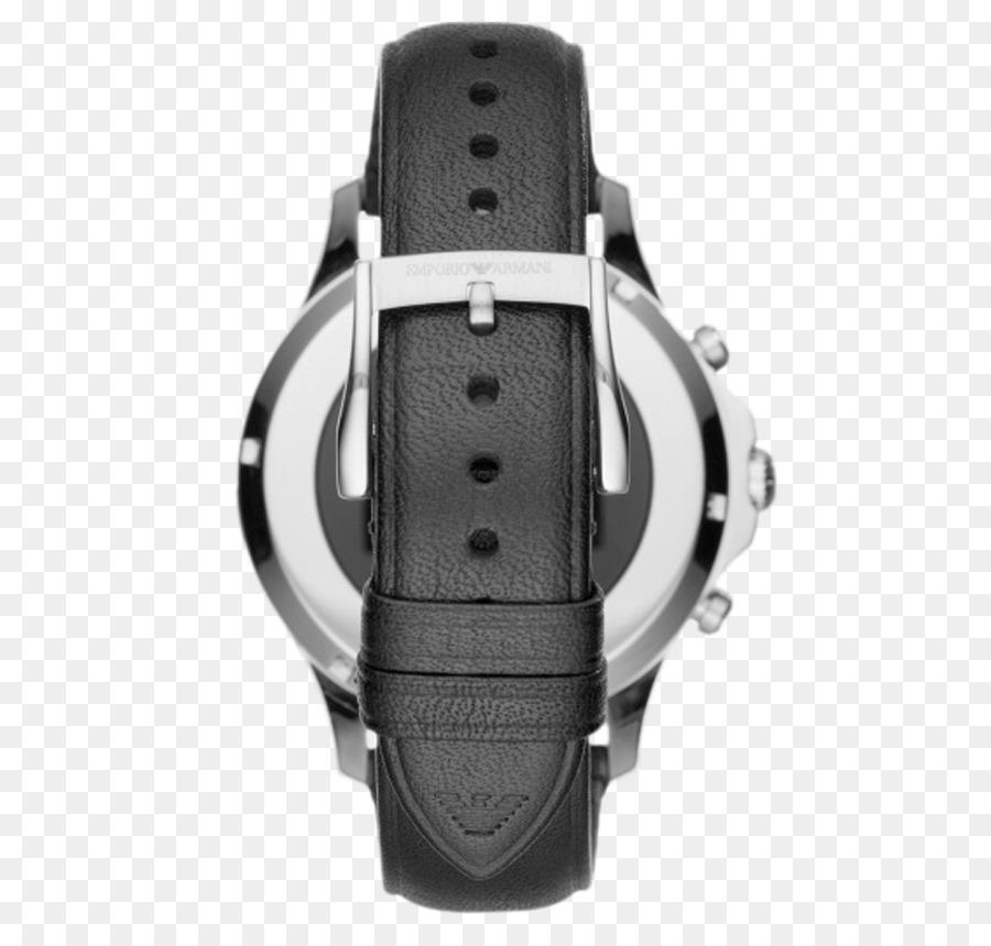 29f274fb72d8 Giorgio Armani Emporio Armani Connecté Alberto écran Tactile de la montre  Smartwatch Emporio Armani Hybride Branché
