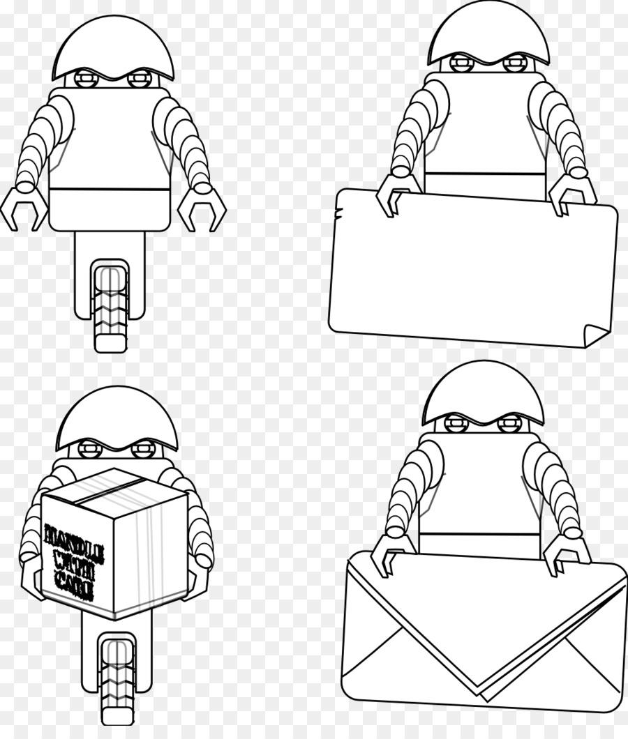 Nasa Sevimli Robot Robotlar Boyama Kitabı Arşivlerinden