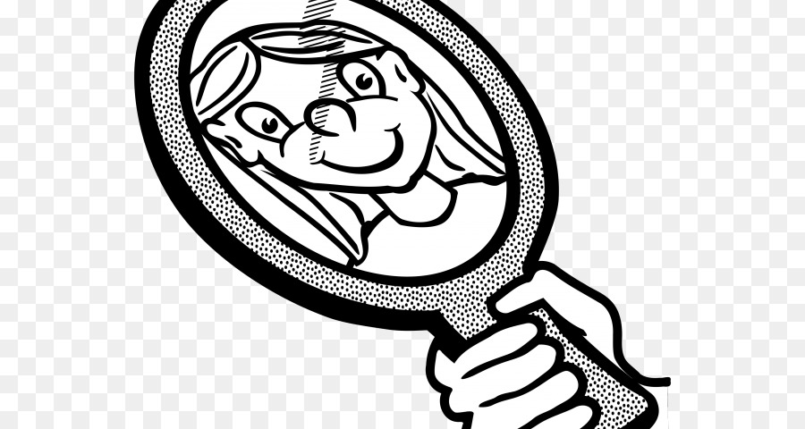 Clip Art Image Drawing Line Mirror
