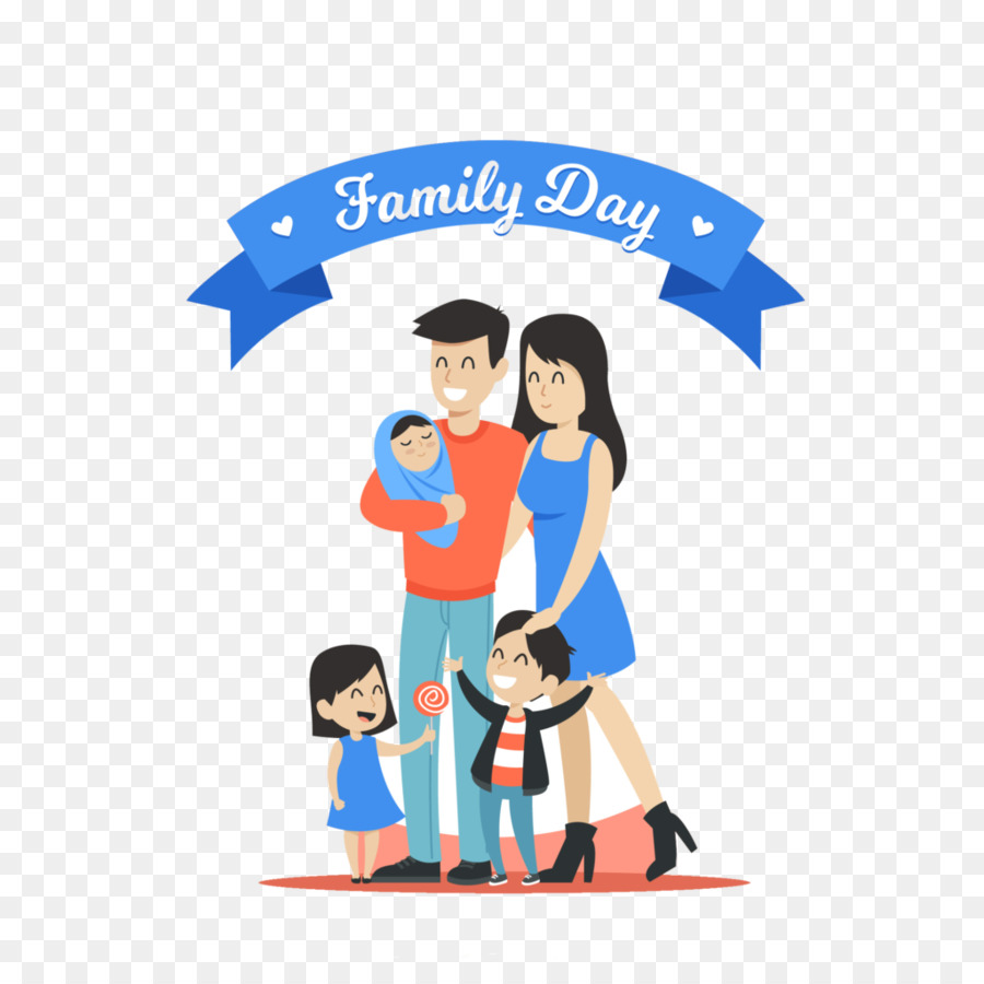 ba4c5133 Father's Day Family Day Clip art Vector graphics - flat fathers day ...