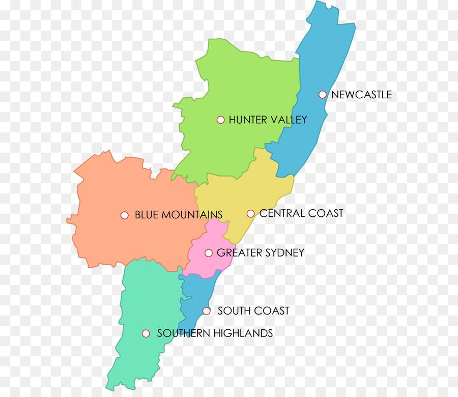 Sydney Blue Mountains Cardiff Zeichen Central Coast BL Gruppe - blue on