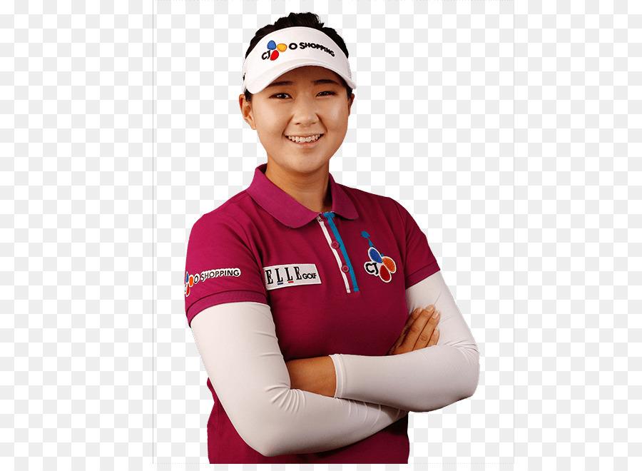 Amy Yang T Shirt Schulter Sport ärmel Brooke Henderson Golfspieler