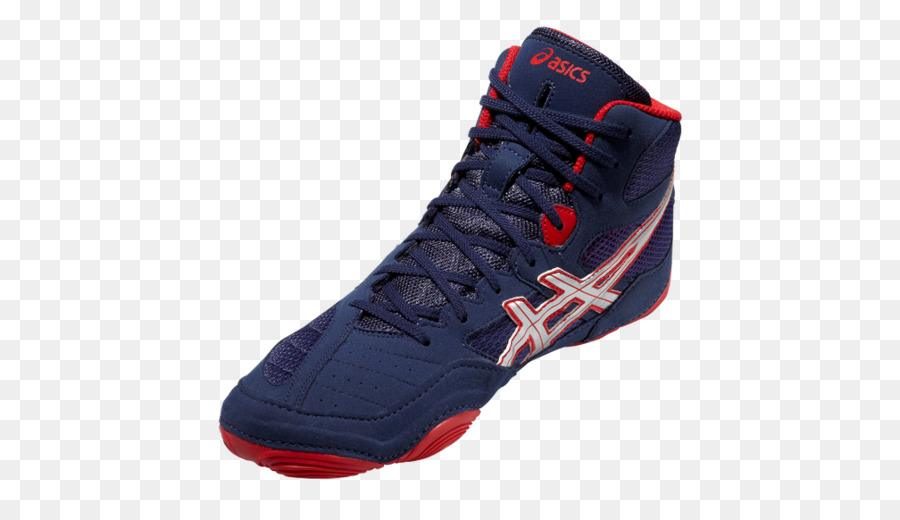 Wrestling shoe Asics SNAPDOWN Sports shoes - blue red tennis shoes for women  png download - 1008 564 - Free Transparent Wrestling Shoe png Download. 676a106b7