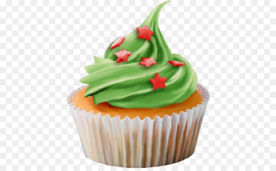 Cupcake Weihnachten American Muffins Kuchen Dekorieren Weihnachts