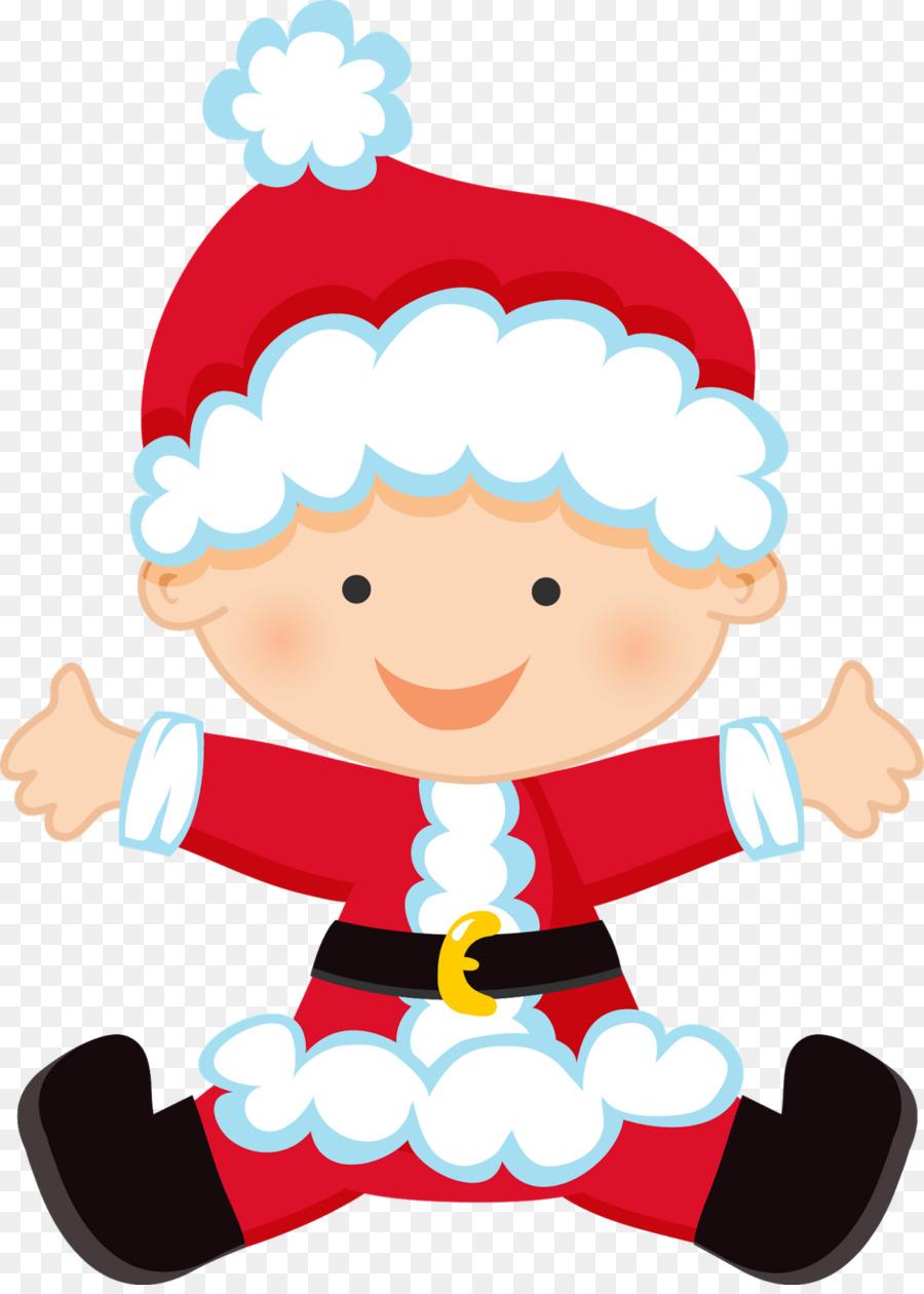 Santa Claus Christmas ornament Weihnachten Geburtstag Geschenk ...