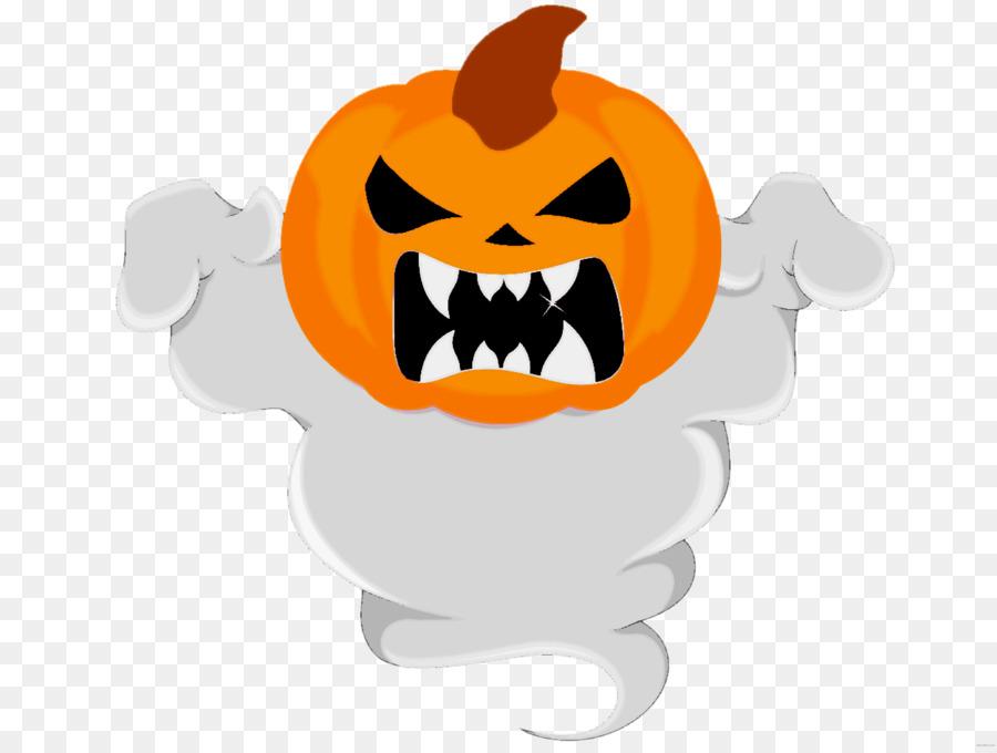 Clip art Illustration Pumpkin Desktop Wallpaper Computer - fantasma halloween png download - 5120*3840 - Free Transparent Pumpkin png Download.