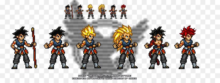 Goku Frieza Sprite Super Saiyan Image Dragon Ball Z Naruto Sage