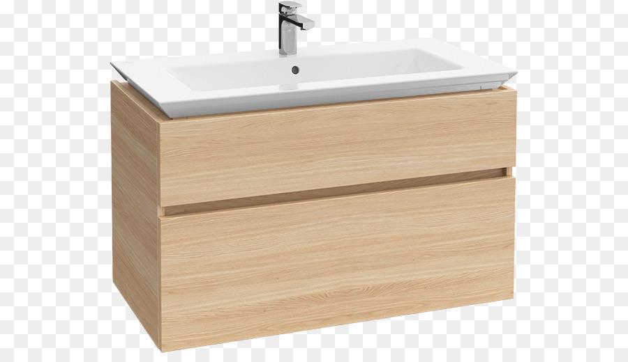 Sink Villeroy U0026 Boch Bathroom Furniture Drawer   Lightweight Stone Walls  Shower