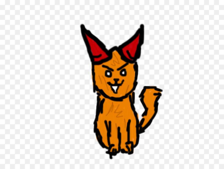 Disegno Di Volpe Rossa Clip Art Illustrazione Cartone Animato