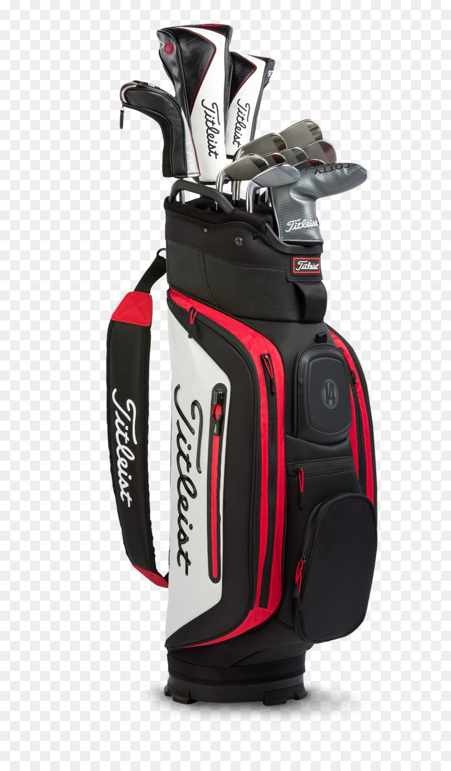 67ba8ecb5a5 Titleist StaDry Deluxe Waterproof Cart Bag 2018 - Black Red White Titleist  StaDry Lightweight Cart Bag Titleist Mid Staff Cart Bag Golf - titleist  golf ...