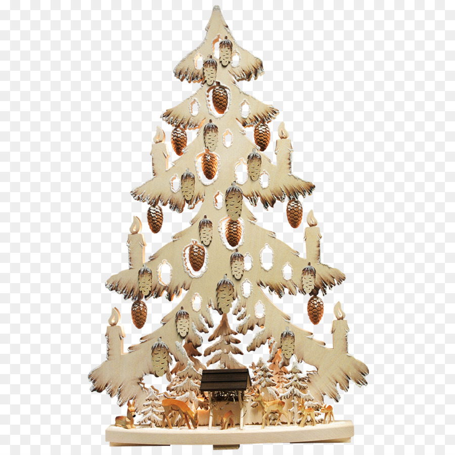 christmas tree m083vt christmas ornament wood christmas day german christmas pyramid - Wooden Christmas Tree Ornaments