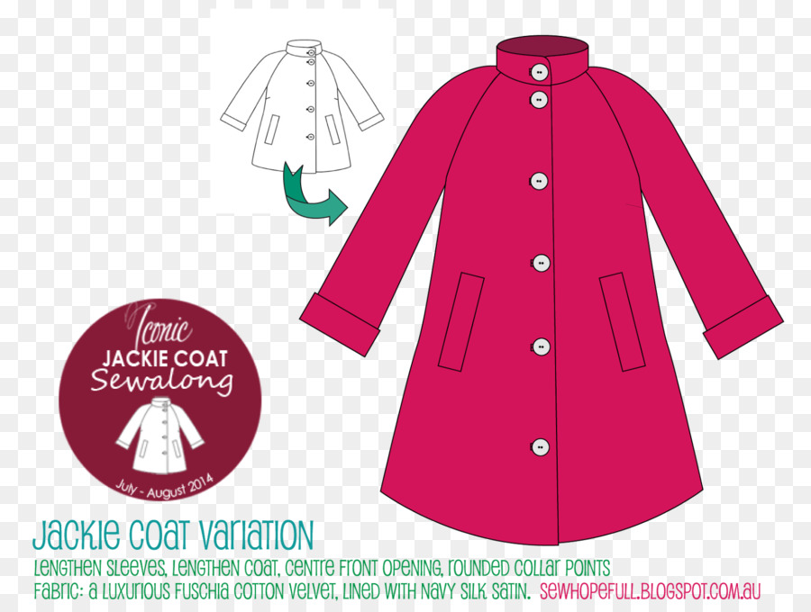 Oberbekleidung Mantel Jacke Ärmel Kleiderbügel - Mantel Nähen Muster ...