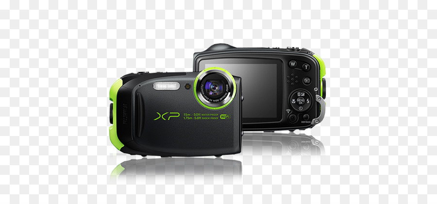 Fujifilm Finepix Xp80 164 Mp Shockproof Compact Digital Camera