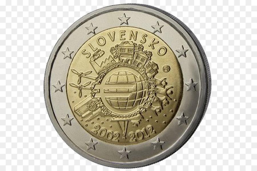 Slowakei 2 Euro Gedenk Münzen Euro Münzen Und 2 Euro Münze