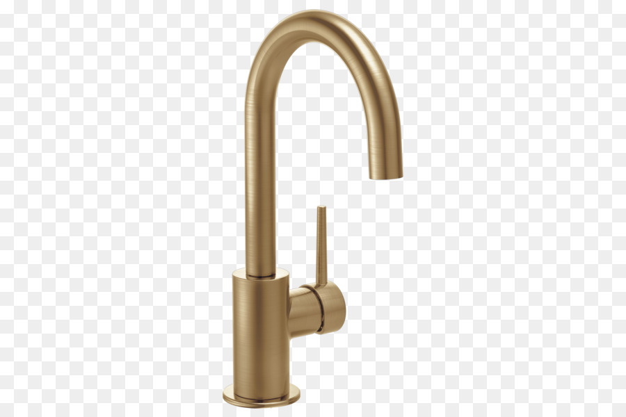 Faucet Handles & Controls Kitchen Sink Wet bar Brass - champagne ...