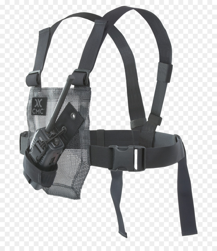 Radio Broadcasting Fire Department Firefighter Pet Harness Mesh Wiring Rope Instuction