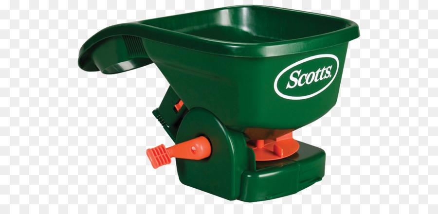 Scotts Handy Green II Hand-Held Broadcast Spreader Easy Gardener ...